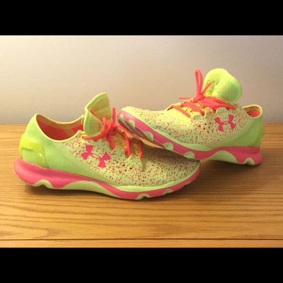Under Armour Barefoot Running Shoes